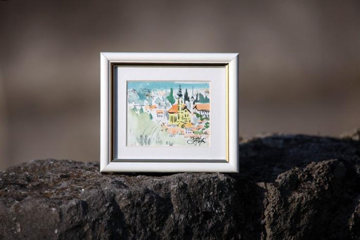 Slika akvarel